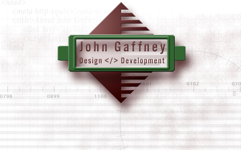 John Gaffney | Design and Development